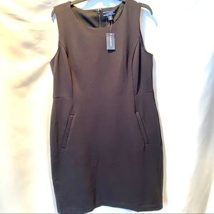 NWT Little Black Dress by Lands End 16P $69